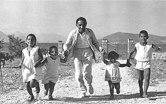 Δ. Πικιώνης: Ιστορικές μορφές και λαϊκή παράδοση