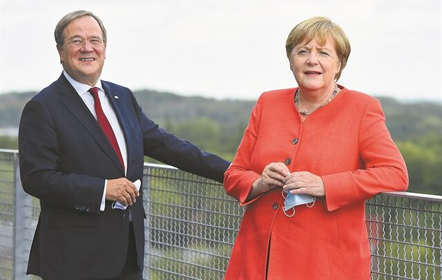 H πολιτική της Μέρκελ κλυδωνίζεται ακόμα και στους ψηφοφόρους του κόμματός της