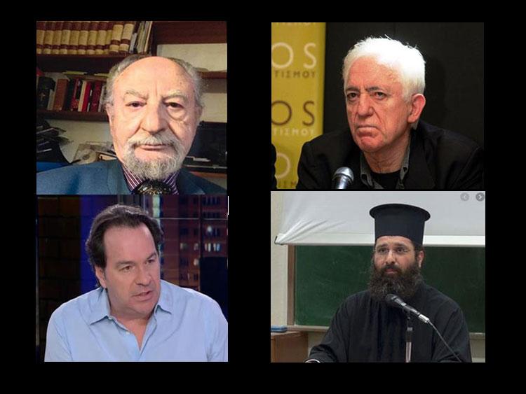 8-4-21 / Διαδικτύακη εκδήλωση: «Ο Θεός και το 1821»