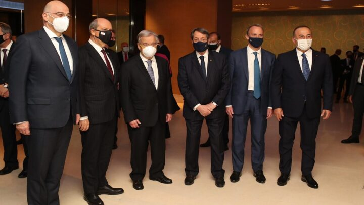 Το podcast του Άρδην: Κυπριακό, οι τελευταίες εξελίξεις για την Πενταμερή (σε λίγο ζωντανά)