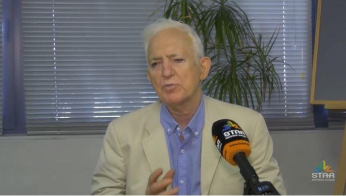 Συνέντευξη του Γ. Καραμπελιά στο Star K.E.